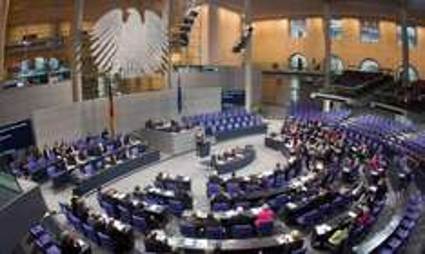 Kostenloses Infomaterial vom Deutschen Bundestag