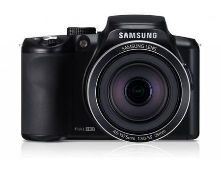 Samsung WB2100 Digitalkamera black bei meinpaket.de für 149,90€ Vergleichspreis 189,-€
