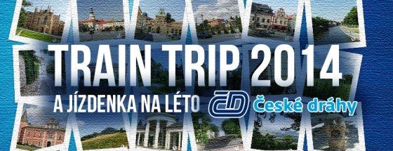 Sommerticket der Ceske Drahy: 14 Tage fahren für 1190 CZK (44€)