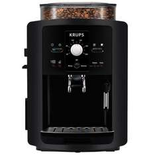 KRUPS EA8000 Kaffee Espresso Cappuccino Vollautomat Kaffeemaschine schwarz, -67%