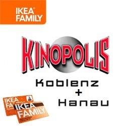 [HANAU/KOBLENZ] Rabatte im Kinopolis mit der Ikea-Family-Card