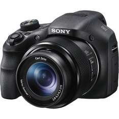 Sony DSC-HX300 Digitalkamera 50-fach Super Zoom Full HD Weitwinkel 20,4 MP für 222€ @ Ebay WOW