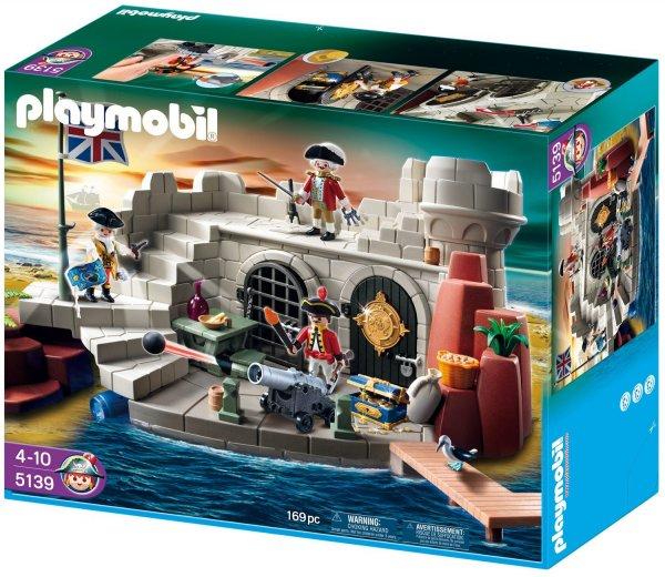 Playmobil™ - Soldatenfestung mit Schatzverlies (5139) ab €27,78 [@Karstadt.de]