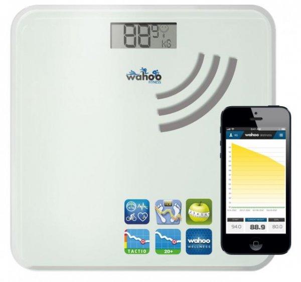 Wahoo Balance Körperwaage Bluetooth Smart 4.0 für 20€ bei d-living.de