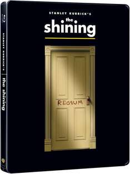The Shining Limited Steelbook (Blu-ray) für 8,89€ @Zavvi.com