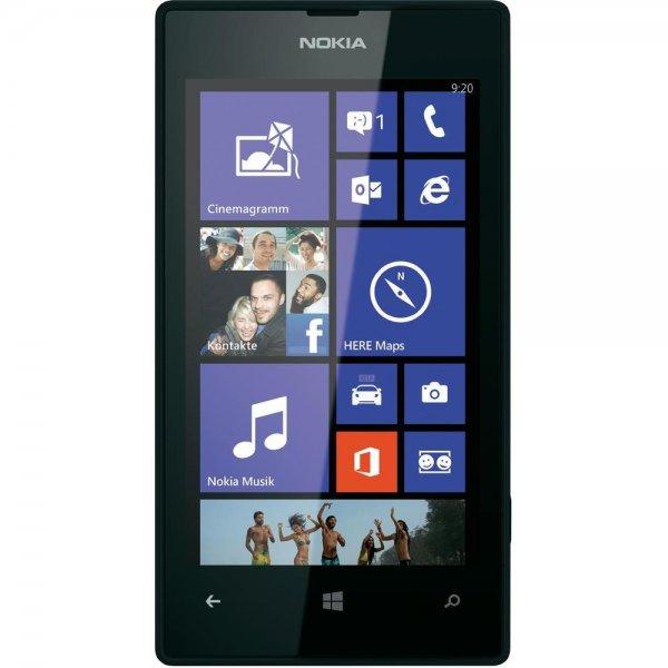 """Nokia™ - Lumia 520 Smartphone (4"""" IPS 800x480,DC CPU,8GB,5MP/AF Cam,WP 8) ab €85,26 [@Conrad.de]"""