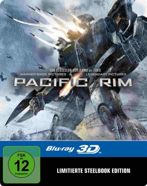 Pacific Rim 3D STEELBOOK 14,97€ @ amazon.de