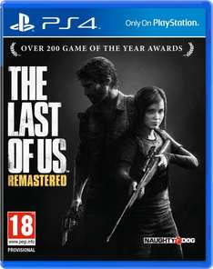 [zavvi.com] The Last of Us - Remastered PS4 Preorder für 44.24€