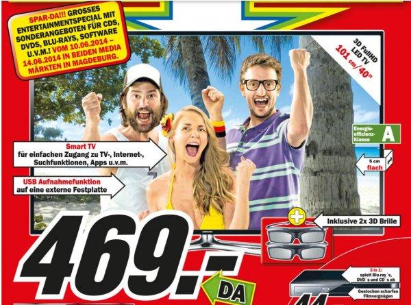 (Media Markt Offline ) Samsung 40F 6470 Am Pfahlberg 7 39128 Magdeburg