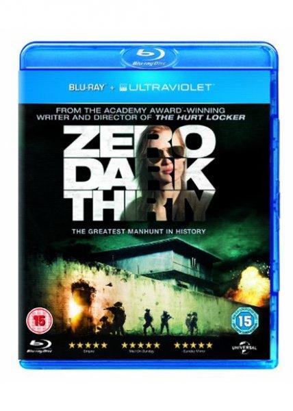 Zero Dark Thirty [Blu-ray+UV Copy] für 7,76 € inkl. Vsk.