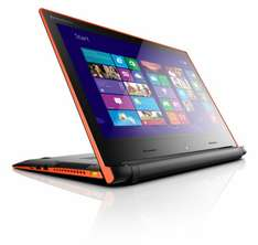 Lenovo Flex 14, 300° Notebook mit Multitouch-Display und Windows 8.1