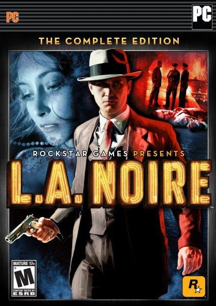 L.A. Noire: The Complete Edition (Steam) für 4,42€ @Amazon.com