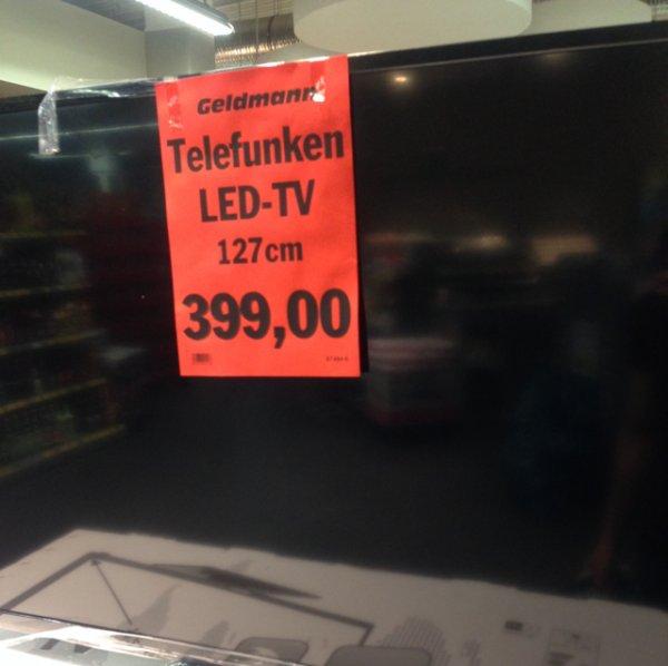 "[Lokal Selm] 50"" Telefunken LED"