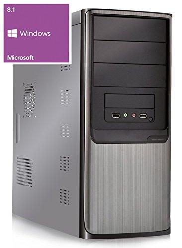 Aufrüst-PC inklusive Windows 8.1 für nur 199€ (4 x 1,60GHz, 4GB-RAM, 60 GB SSD, HDMI/DVI/VGA)
