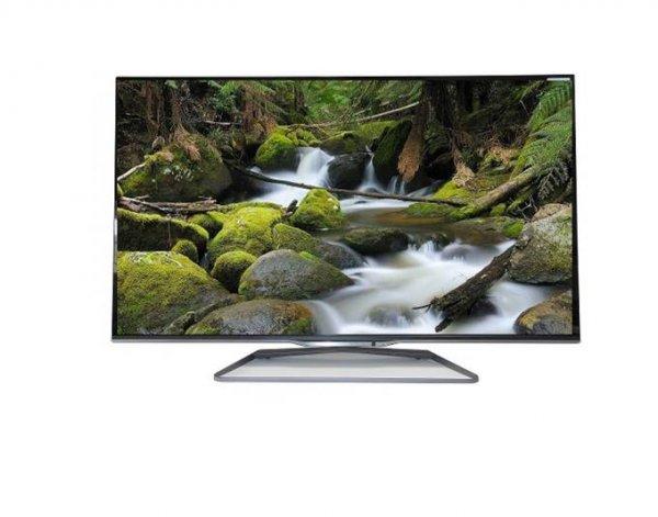 Philips 55PFL6008K/12 3D Smart LED-Fernseher schwarz Ambilight