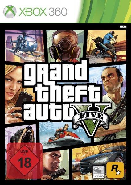 [Saturn & Mediamarkt AT] - GTA 5 für die Xbox360