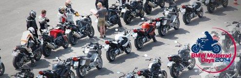 BMW-Motorrad Tage Wunschmodell 1,5 Stunden kostenlos fahren (Lokal)