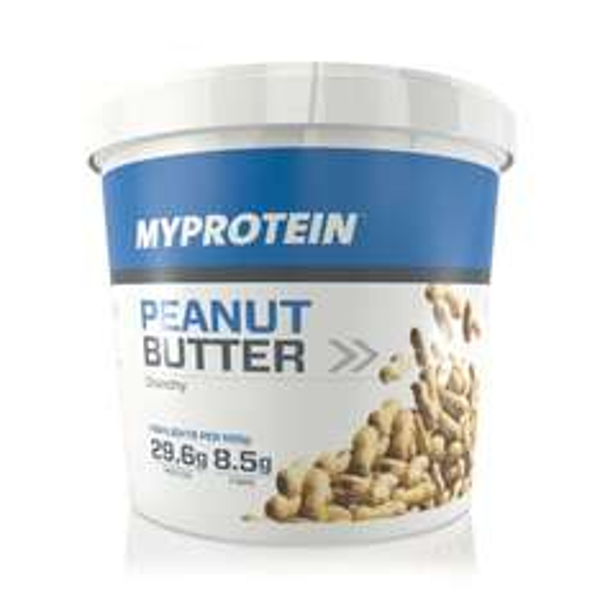 Myprotein Gratis Naturbelassene Erdnussbutter
