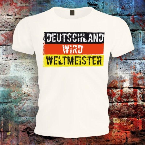 WM Shirt für 3,19 EUR - 75% Rabatt + 20% Gutschein