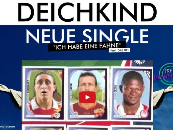 """""""Ich hab eine Fahne"""" WM Song von Deichkind [Download]"""