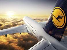 Lufthansa 1 Million extra Tickets ab 99€ (13-15.06)