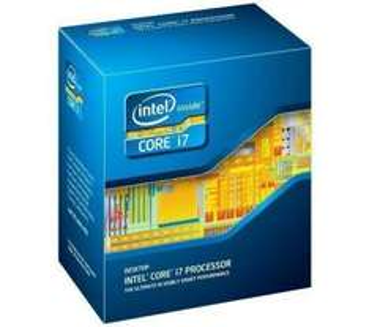 INTEL Core i7 Ivy Bridge 3770K - 3,5 GHz - Cache L3 8 MB - Socket LGA 1155 (BX80637I73770K) + Wärmepaste Arctic Silver 5 - Spritze mit 3,5 g