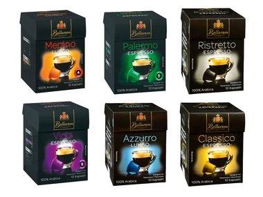 Lidl Nespresso-Alternative Bellarom Kapseln am 21.06. für € 1,59