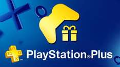 1 Jahr PlayStation Plus (US) für 29,25€ @Amazon.com