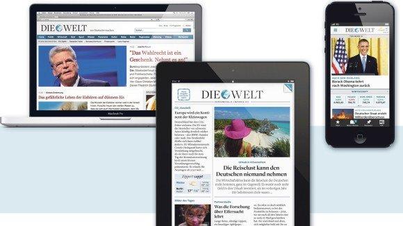 [Xing Premium] Neues Premium feature - 1 Jahr DIE WELT Digital lesen. Selbstkündigend