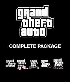 GTA Bundle (Steam) für 6,27€ @Greengaming
