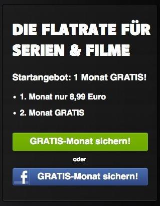 WATCHEVER 2 Monate (praktisch) umsonst + 1€