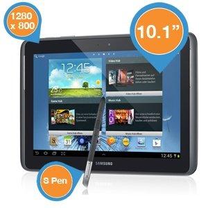 Samsung Galaxy Note 10.1 WiFi N8010 für 255€ incl.Versand bei iBOOD