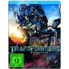 [Blu-ray] Transformers 1 oder 2 Steelbook @Amazon