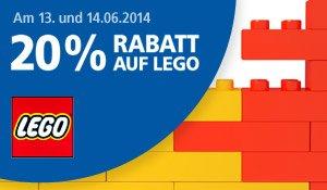 20% auf Lego bei Real (online)