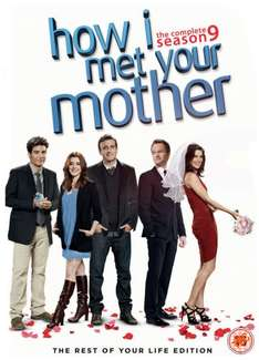 How I Met Your Mother, Season 9 (Vorbestellung)