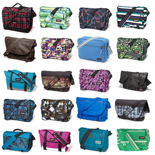 EASTPAK Messengerbag Schultertasche Umhängetasche Tasche verschiedene Modelle bei Ebay