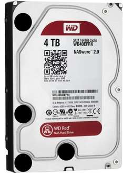 Western Digital Red WD40EFRX 4 TB für 135,- Euro inkl. VSK @comtech
