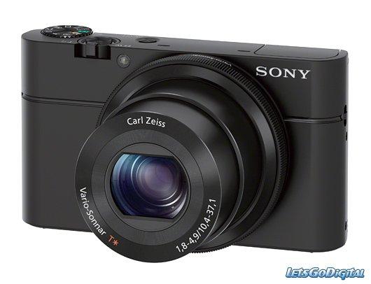 Sony DSC - RX100 @Amazon.de zum Tiefstpreis von 349€
