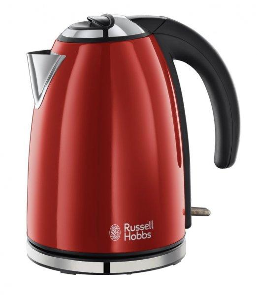 [Amazon WHD Prime]  Russell Hobbs 18941-70 Wasserkocher Flame red ab 14,87€ statt 34,99€ (Ersparnis bis zu 70%)