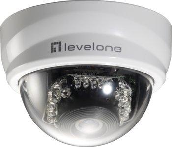 "LevelOne 2-Megapixel PoE-Minikuppelkamera ""FCS-4101"" für 189,90€ @ ZackZack"