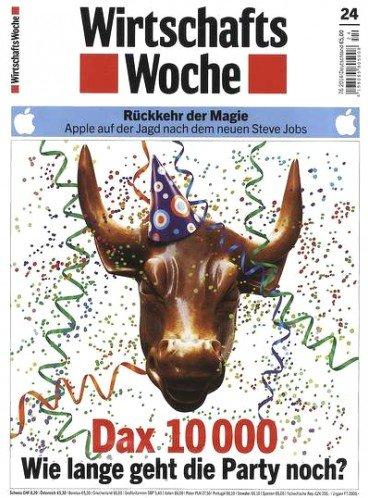 Wirtschaftswoche mit 195€ Prämie bei 258€ Abokosten