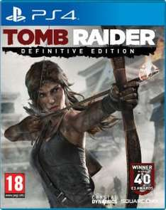 Tomb Raider: Definitive Edition (PS4) für 30,25€@Zavvi.nl