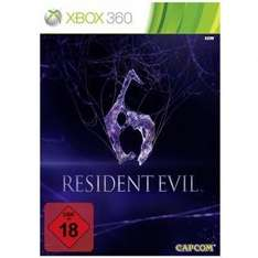 Gears of War: Judgment + Resident Evil 6 (Xbox 360) für 13,99€ @Redcoon