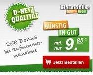 klarmobil AllNet-Flat (D1 Telekom Netz!) ab 9,85 € im Monat!!