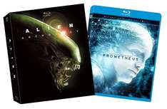 Alien Anthology (6Discs Edition) Prometheus Bundle für 19,56€ inkl. Versand @ Amazon.com