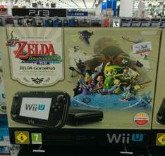 [Media Markt München] Nintendo Wii U 32GB - The Legend of Zelda: The Wind Waker HD Premium Pack Limited Edition - 249€