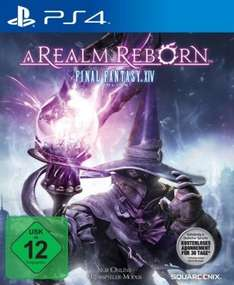 [Happygamer.de] Final Fantasy XIV - A Realm Reborn Playstation 4 für 22,40€