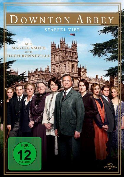 [DVD] Downton Abbey Staffel 4  @buch.de 23,14 €