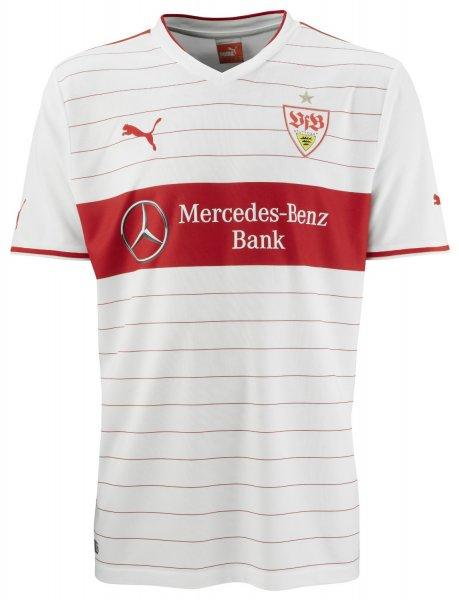 [amazon] VfB Stuttgart Heim Trikot Saison 2013/14