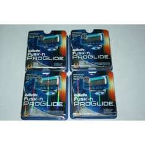 Gillette Fusion Proglide Rasierklingen - 16 Stück (9,48€ pro Packung bzw 2,37€ pro Klinge)